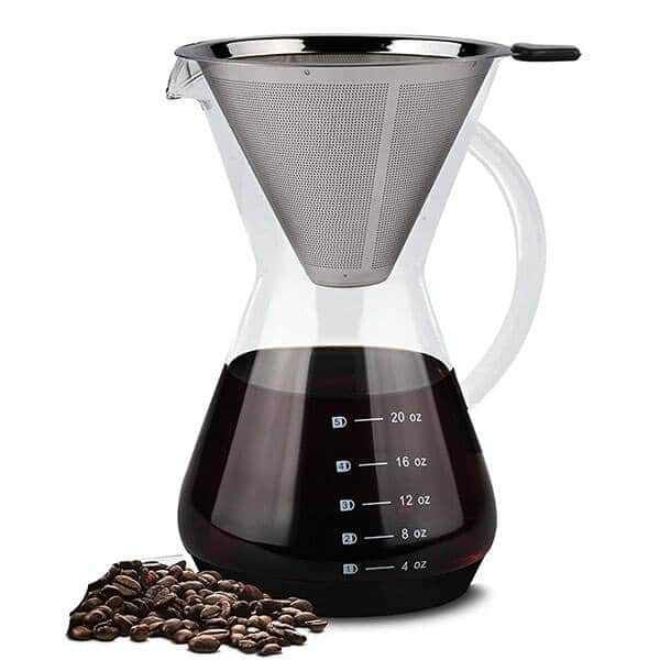 Bean Envy Pour Over Coffee Maker