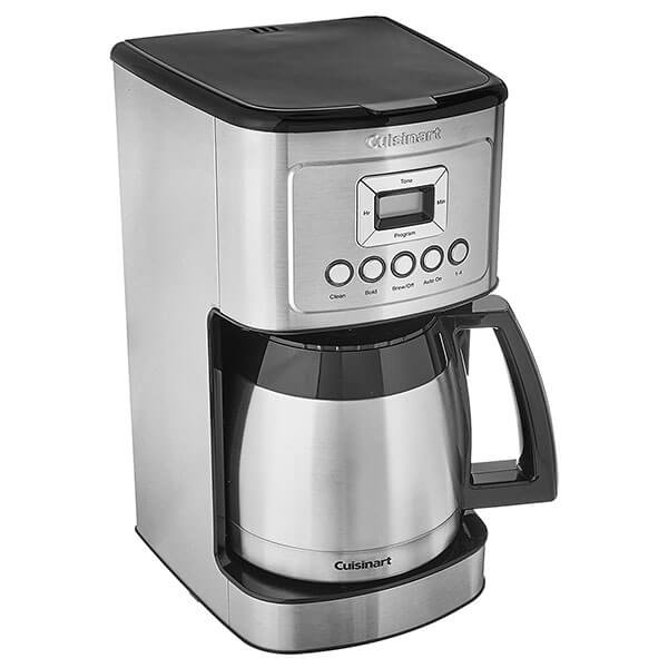 Cuisinart DCC 3400 Stainless Steel Thermal Coffeemaker