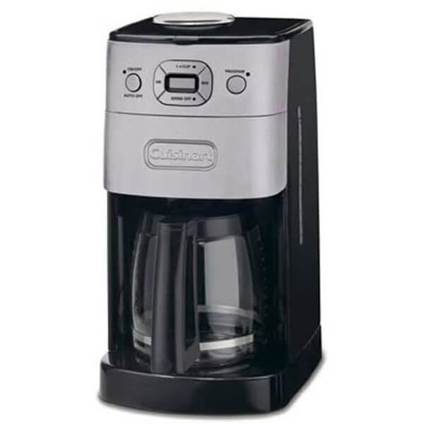 Cuisinart DGB-625BC Grind-and-Brew 12-Cup-Automatic Coffeemaker