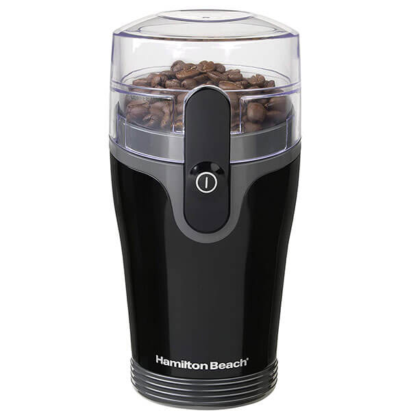 Hamilton Beach 80335R Electric Coffee Grinder