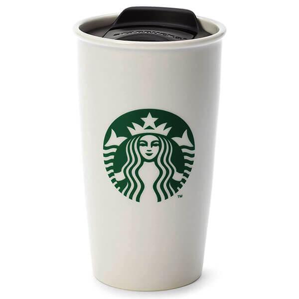 Starbucks Double Wall Ceramic Traveler