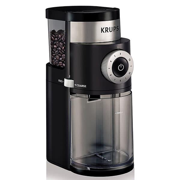 KRUPS GX5000 Coffee Burr Grinder