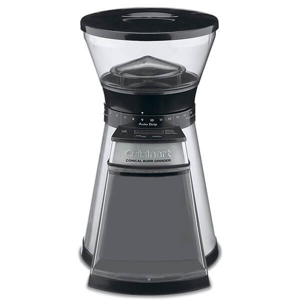 Cuisinart CBM 18N Programmable Conical Burr Mill