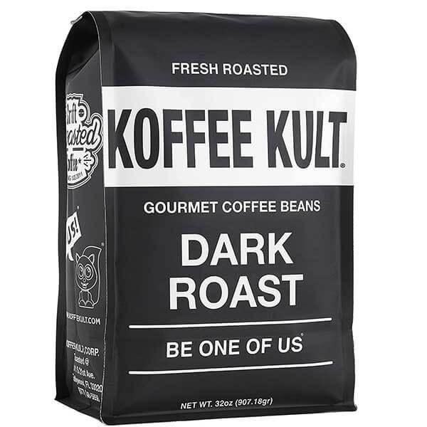 Koffee Kult Dark roast Coffee