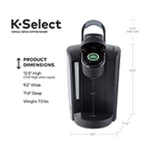 Specifications of Keurig K-Select