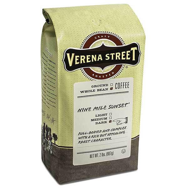 Verena Street 2 Pound Coffee Bean