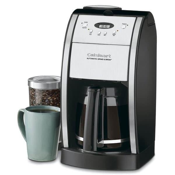 Cuisinart DGB-550BK Grind & Brew Automatic Coffeemaker