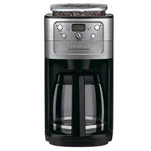 Cuisinart DGB-700BC Grind and Brew 12 Cup Coffee Maker