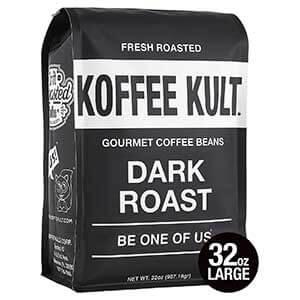 Koffee Kult Dark roast review