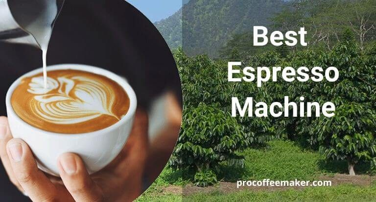 12 Best Espresso Machine Reviews