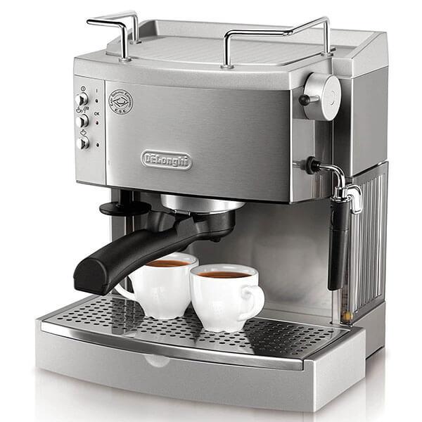 DeLonghi EC702 15-Bar Pump Espresso Maker