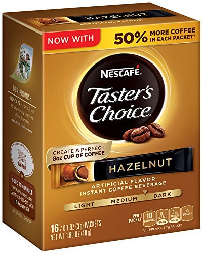 Nescafe Tasters Choice Instant Coffee