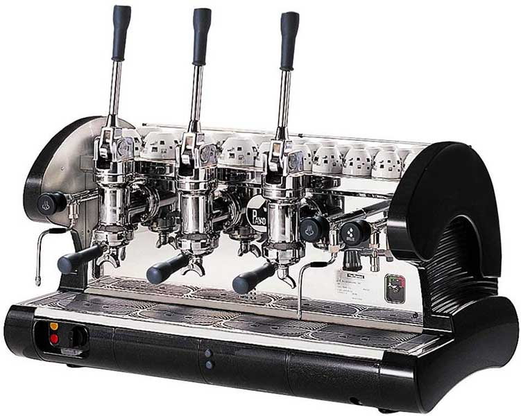 La Pavoni Bar 3L-B Lever Espresso Coffee Machine