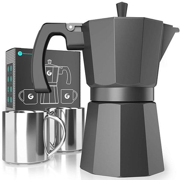 Moka Pot Stovetop Espresso Maker