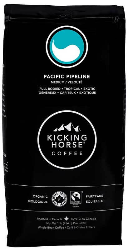 Kicking Horse Pacific Pipeline Coffee Reviews