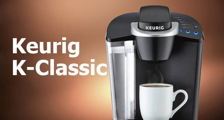 Keurig K-Classic Review 2021 (Best Overall)