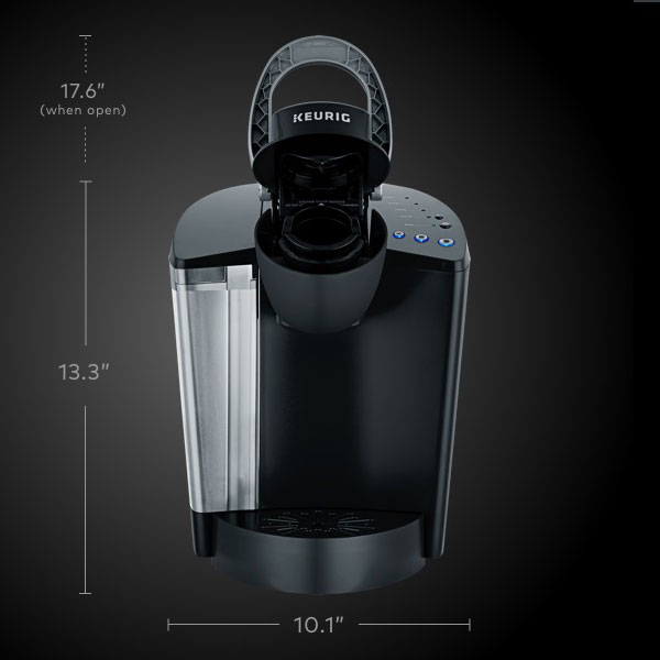Specification of Keurig K-Classic Review
