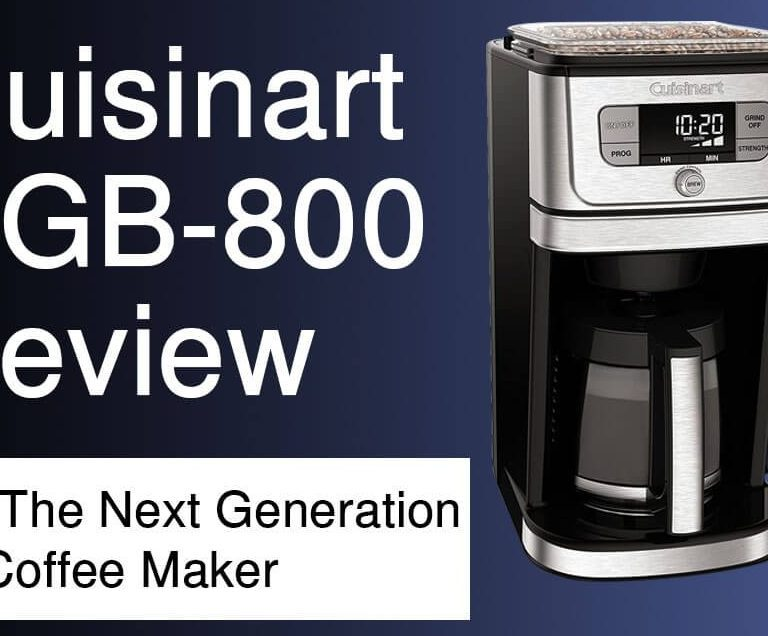 Cuisinart DGB-800 Review 2021 (Our Ultimate Choice)