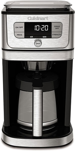 Cuisinart DGB-800 Review